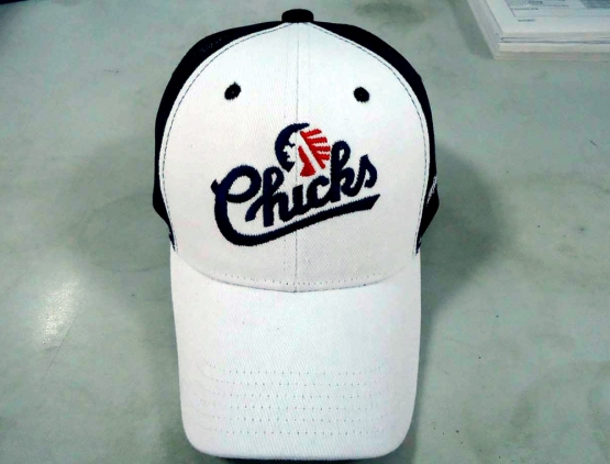 Charlie Lea Memphis Chicks hat (front) presented by Victory University (3,000 fans)