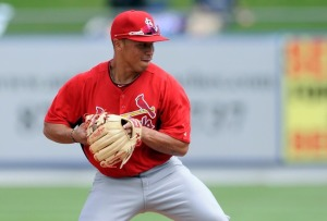 Kolten Wong (Photo: Bleacher Report)