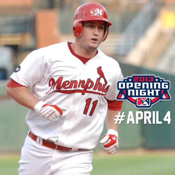 11 Days Until Redbirds Opening Night