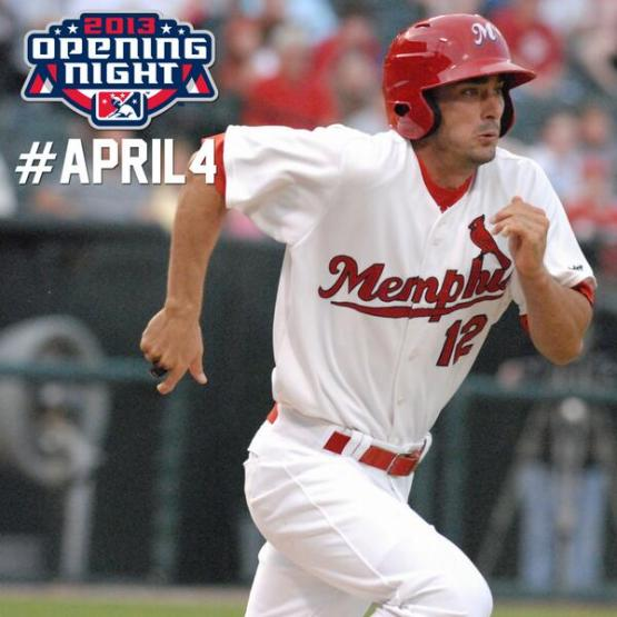 12 Days Until Redbirds Opening Night