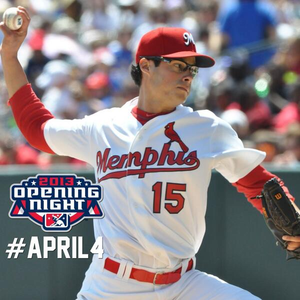 15 Days Until Redbirds Opening Night