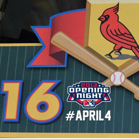 16 Days Until Redbirds Opening Night