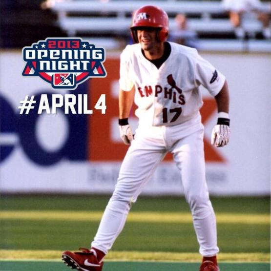 17 Days Until Redbirds Opening Night