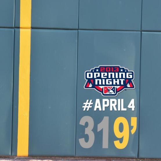 Nine Days Until Redbirds Opening Night
