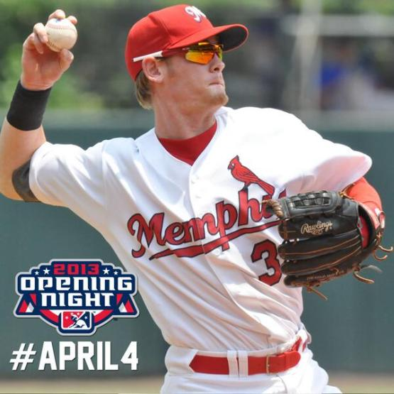 Three Days Until Redbirds Opening Night