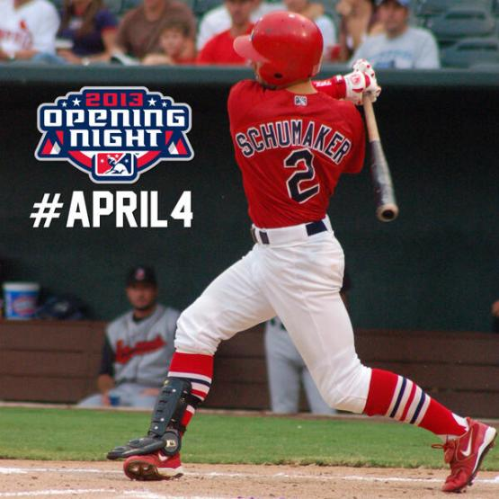 Two Days Until Redbirds Opening Night
