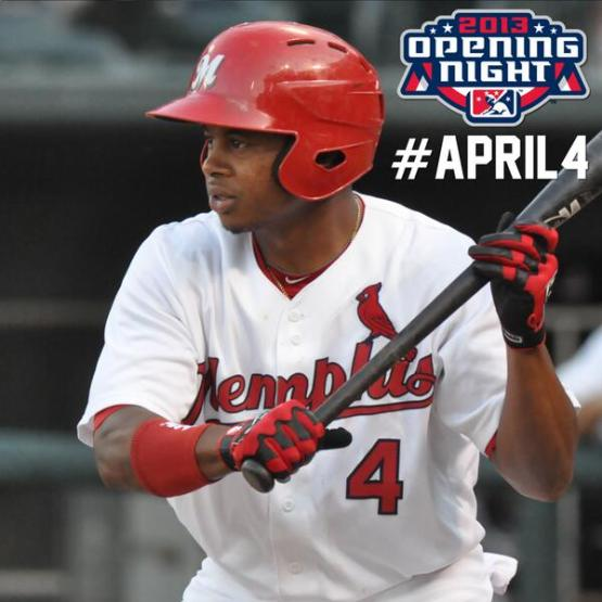 Four More Days Until Redbirds Opening Night