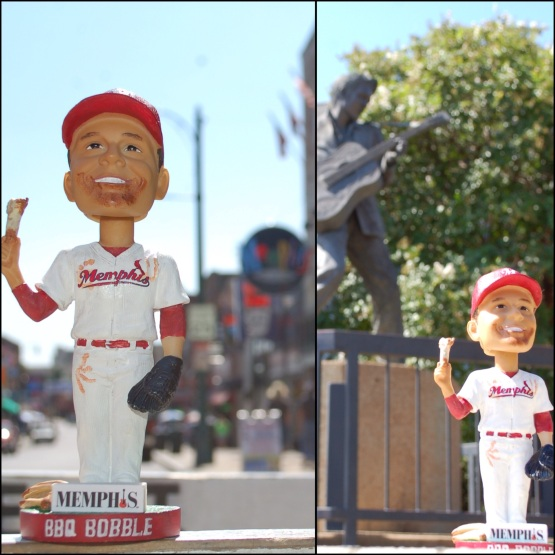 Bobble in Memphis