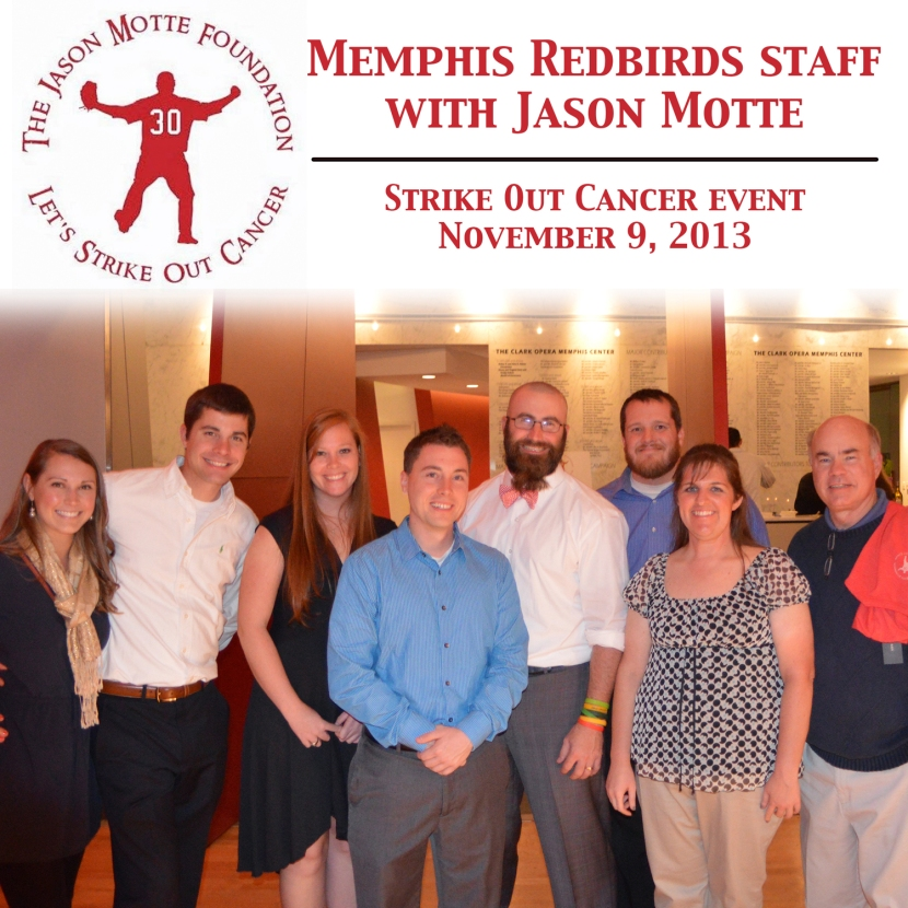 (L to R) Sarah Barnes, Kevin Rooney, Erin O'Donnell, Michael Whitty, Jason Motte, Kevin Rooney, Allison Rhoades, Steve Selby